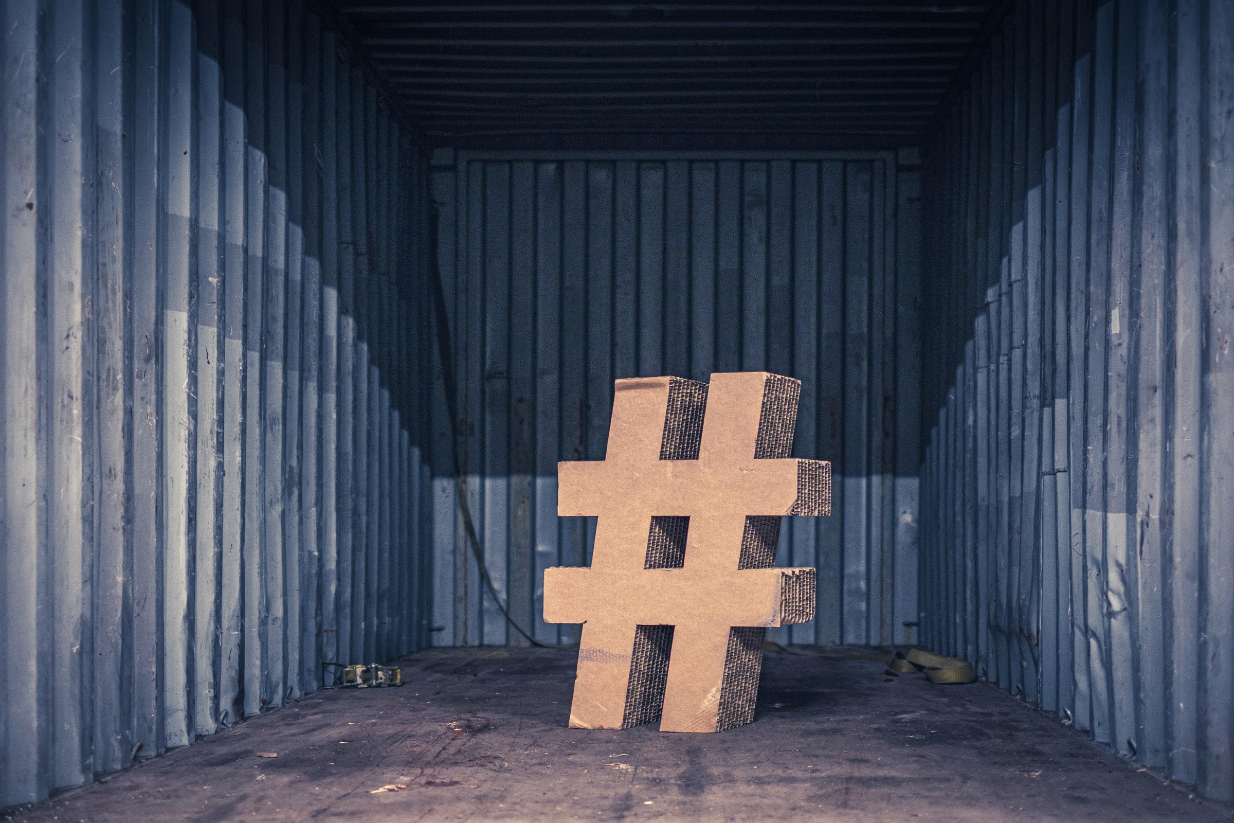hashtag quedate en casa
